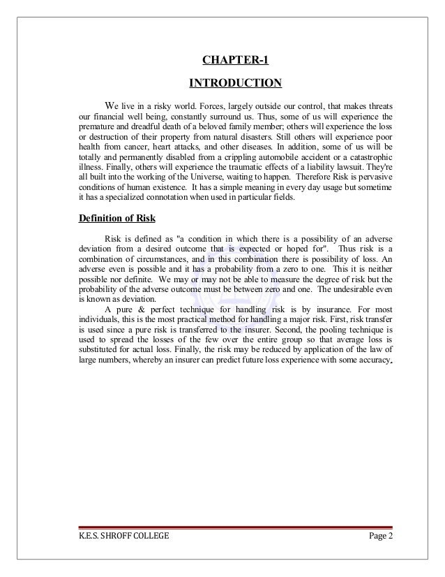 sbi life insurance Sbi life insurance (2) 1 ~ 1 ~ a project report sbi life insurance company submitted to dr pradip kumar das sikkim university department of management.