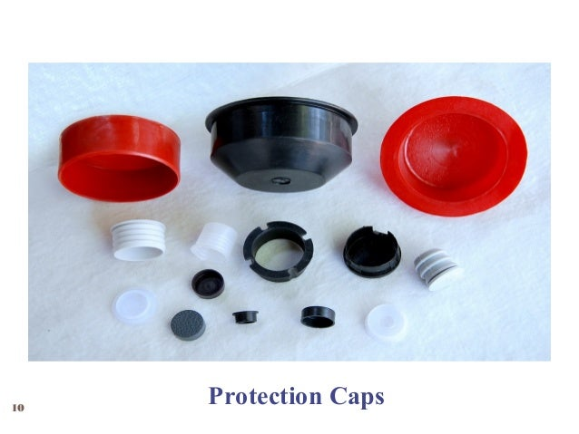 10 Protection Caps
