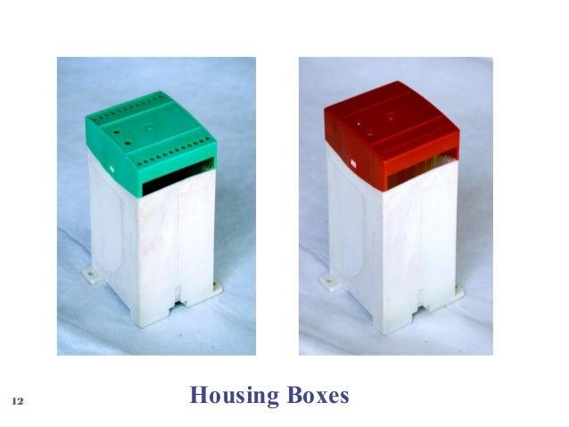 12 Housing Boxes
