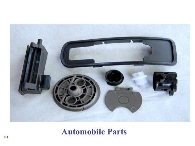 14 Automobile Parts
