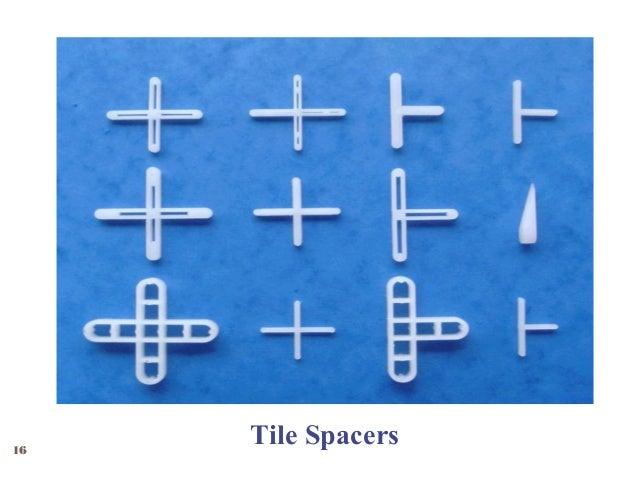16 Tile Spacers