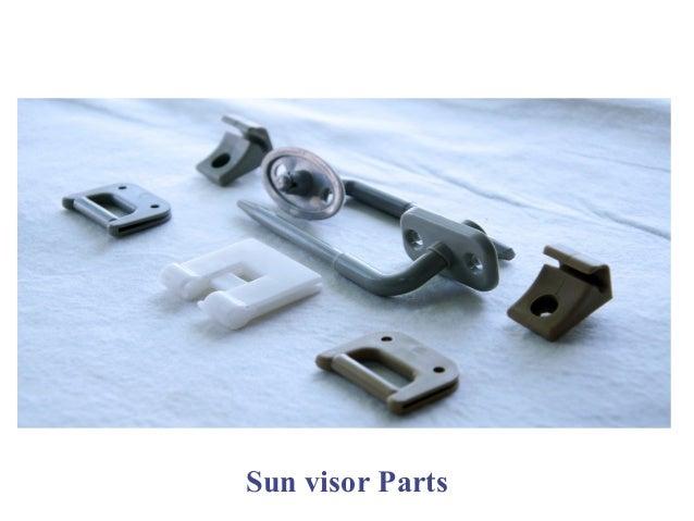 Sun visor Parts