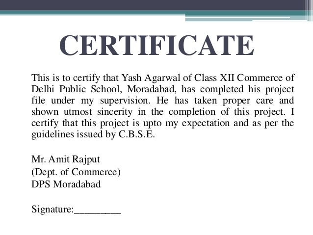 Principle of managment cbse class 12th certificate yadclub