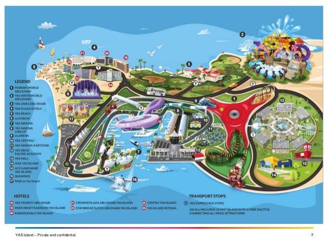 Yas Island Abu Dhabi MICE Presentation