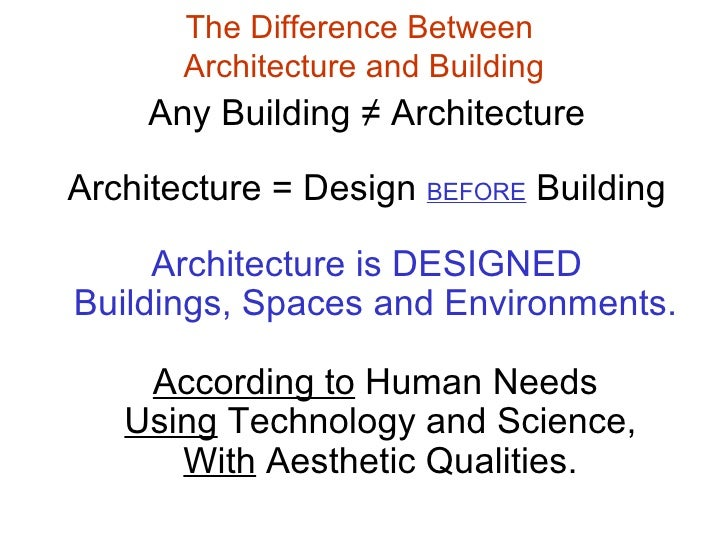 6 steps for the design and construction of buildings