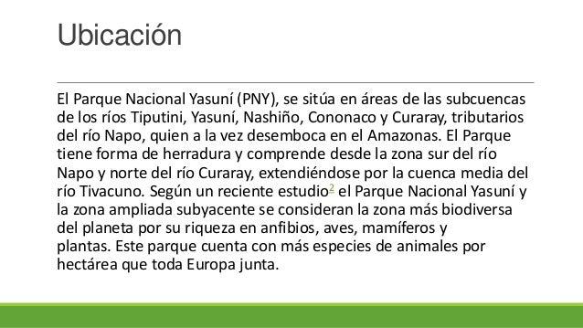 Yasuni Slide 3