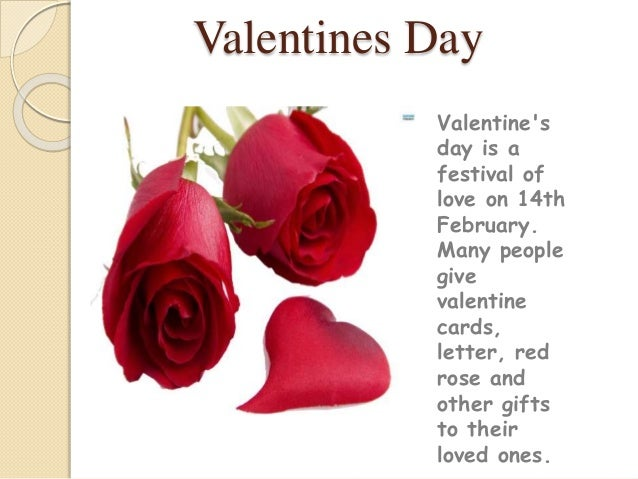 Schön Valentines ...
