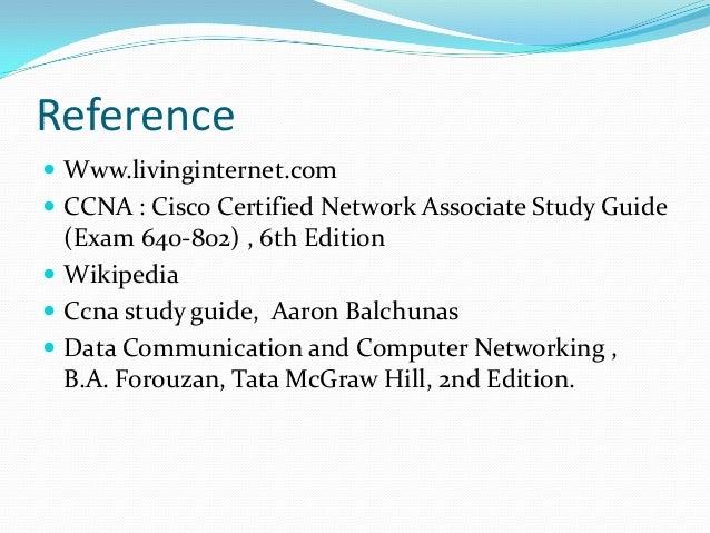 CCNA Cisco Certified Network Associate Study Guide, 7th ...