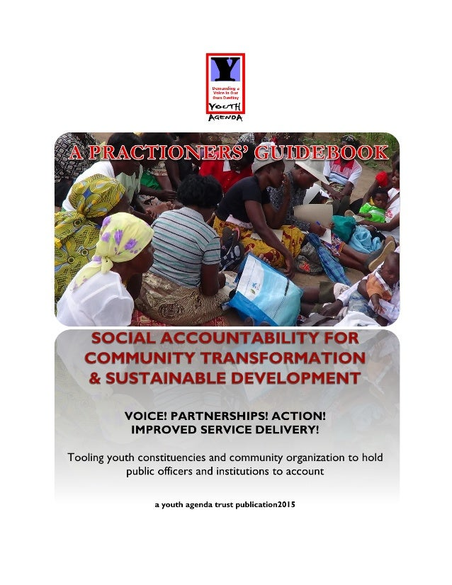 social accountability The affiliated network for social accountability–eap foundation, inc is a non-stock, non-profit corporation registered under philippine law.