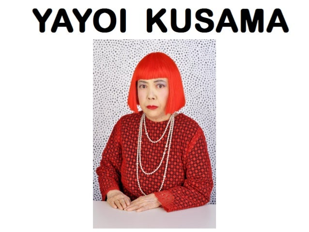 ES UNA ARTISTA JAPONESA