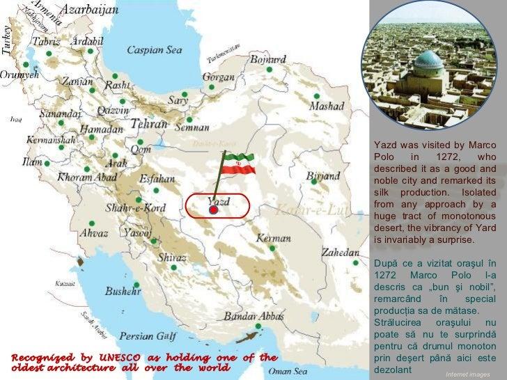 Iran Yazd accommodation Slide 2