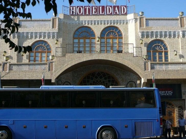 Iran Yazd accommodation Slide 3