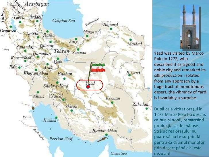 Iran Yazd kabir jameh mosque2 Slide 2