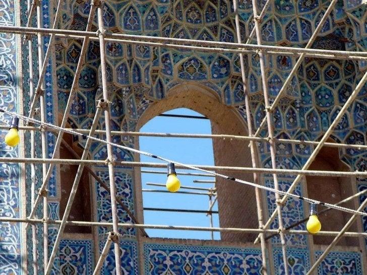 Iran Yazd kabir jameh mosque2 Slide 3