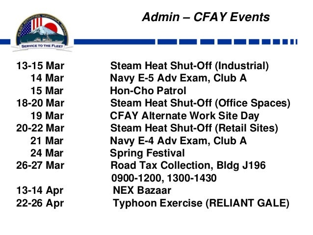 Ybsm cfay support meetings 12 mar 13
