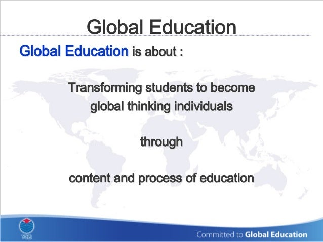 responsible management education for the globalized Principles for responsible management education the university of sydney  business school became a signatory of united nations global.