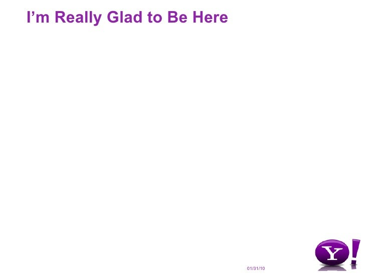 Yahoo! Pattern Library & Social Design Patterns Slide 2