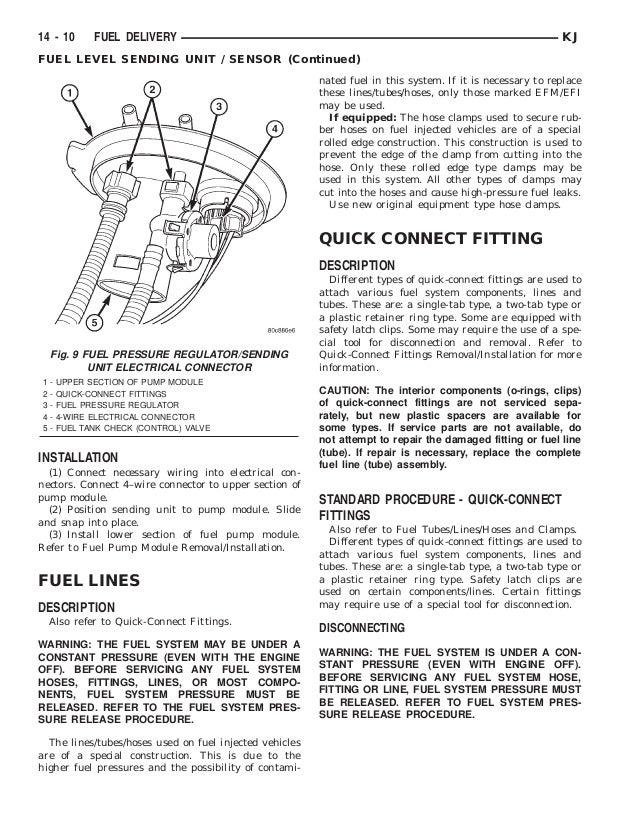 on jeep fuel tank sending unit wiring diagram