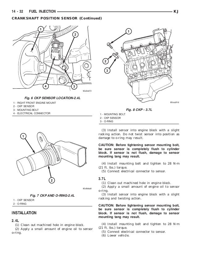 jeep liberty 2002 2005 fuel system