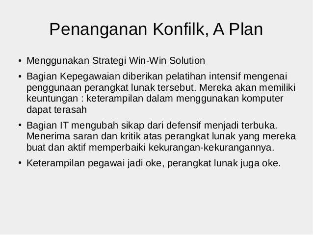 Contoh Win Win Solution Dalam Bisnis Bagikan Contoh