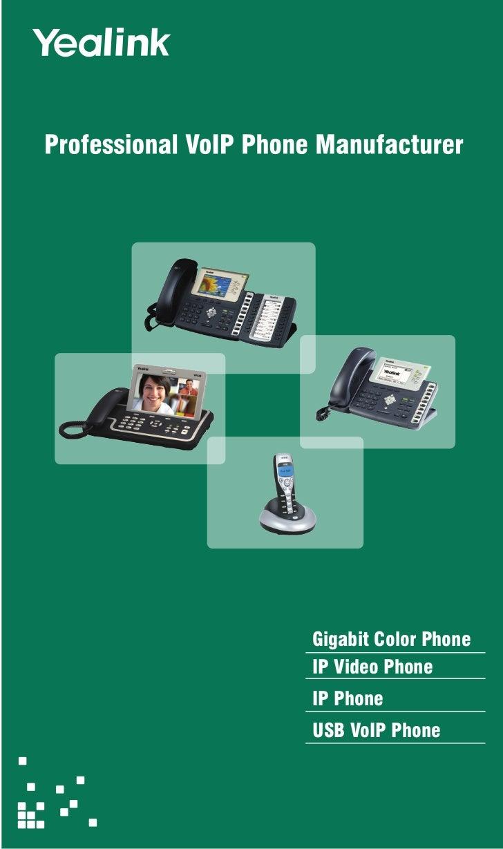 Gigabit Color PhoneIP Video PhoneIP PhoneUSB VoIP Phone