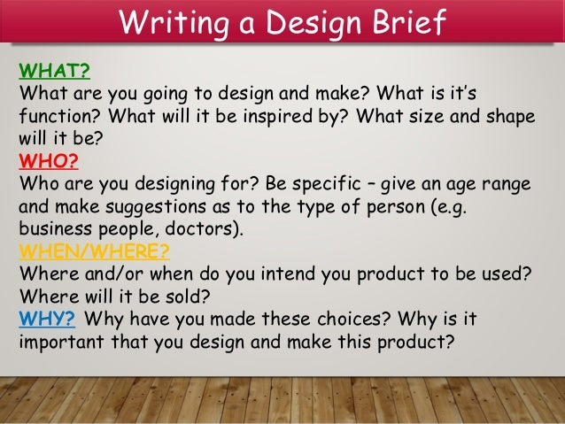 How to Write a Good Design Brief for a Custom Logo Design