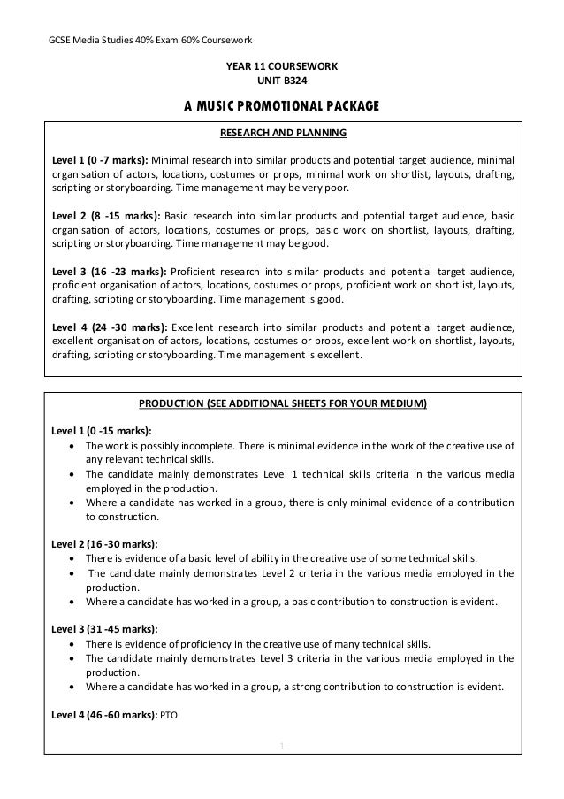 aqa gcse statistics coursework mark scheme