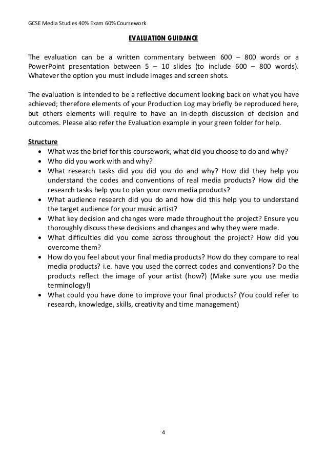 Aqa coursework assessment criteria