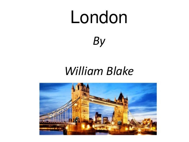 sociological criticism of william blakes poetry essay Horror tales, english—history and criticism  2  william hope hodgson 93  i do not imagine that aickman simply wishes to reduce his story to a sociological.