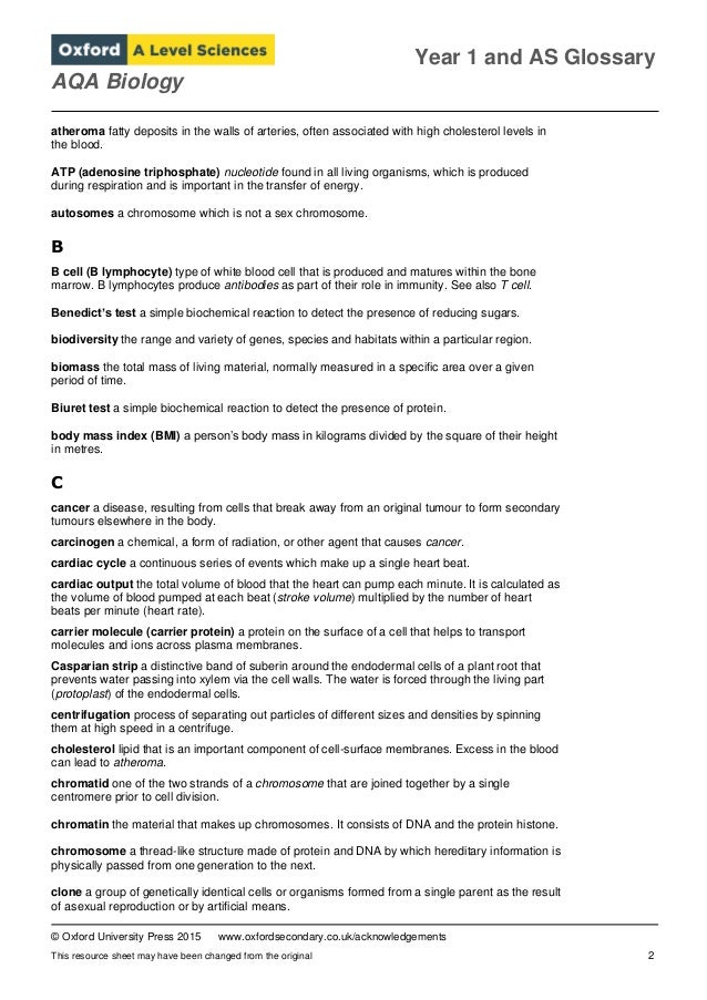 aqa a level biology essay questions Aqa a level paper 1 (25 mark essays) - planning the essay levels: a level  how to answer short context questions for aqa a level business exam technique advice.