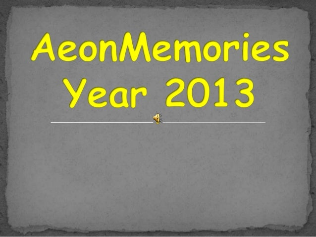 It was a beautiful journey all along the year 2013. We enjoyed, worked, laughed, cried all together. We learned, tried new...
