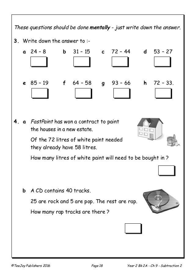 teejay book 2a homework answers