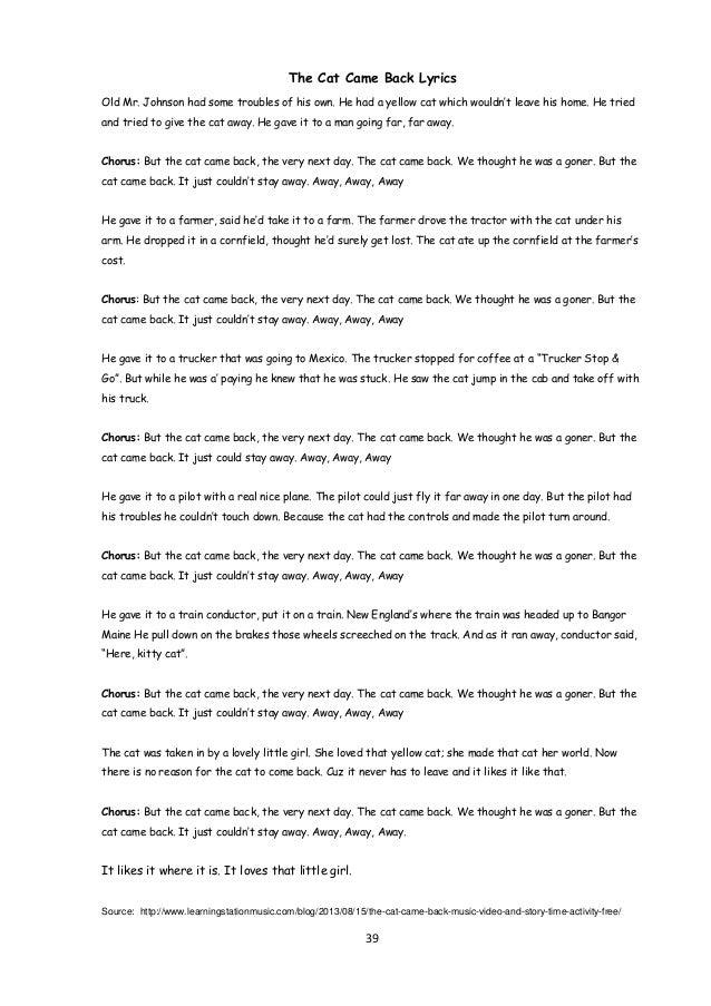 Lyric bumble bee song lyrics : KSSR Year 5 Literature - Poem