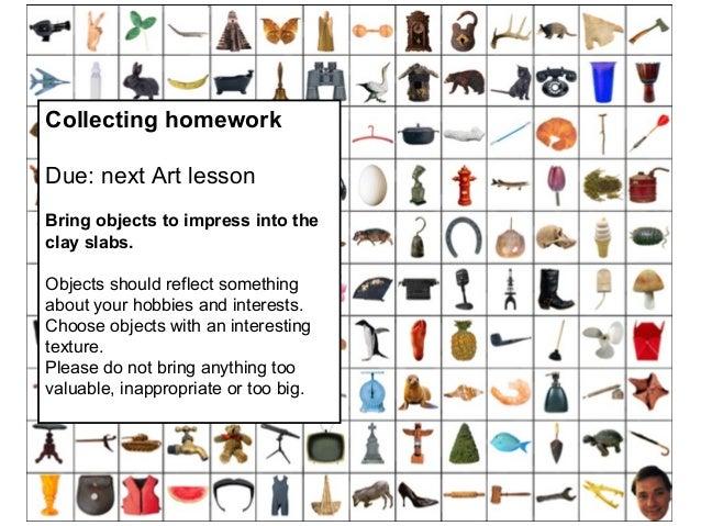 Year 7 Art Homework Answers - image 3
