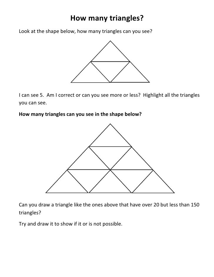 Year 7 investigation homework for students