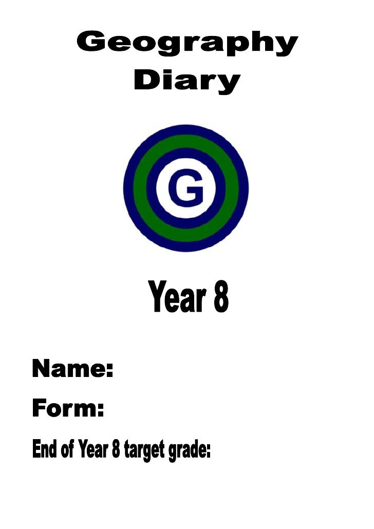 Year 8 assessment diary 2010 2011