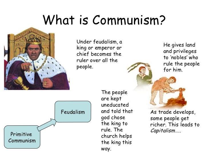 year 9 communism powerpoint