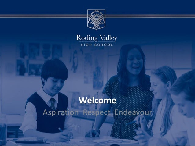 Welcome Aspiration Respect Endeavour