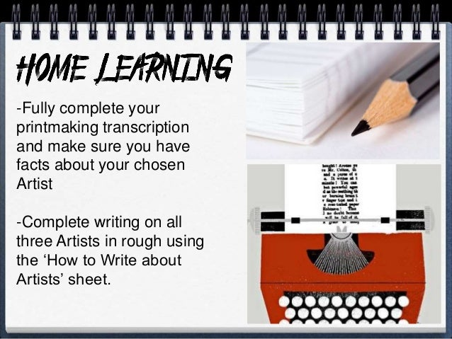Make sure your writing is checked and you present your work thoughtfully and carefully. This is the first work that will g...