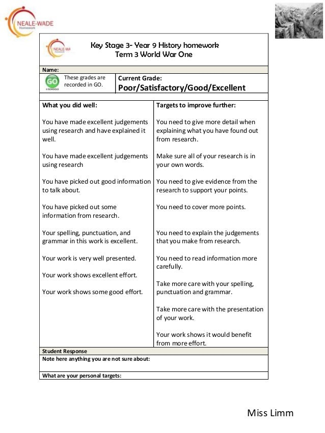 KS3 History | Learning and Teaching Year 7, Year 8 and Year 9