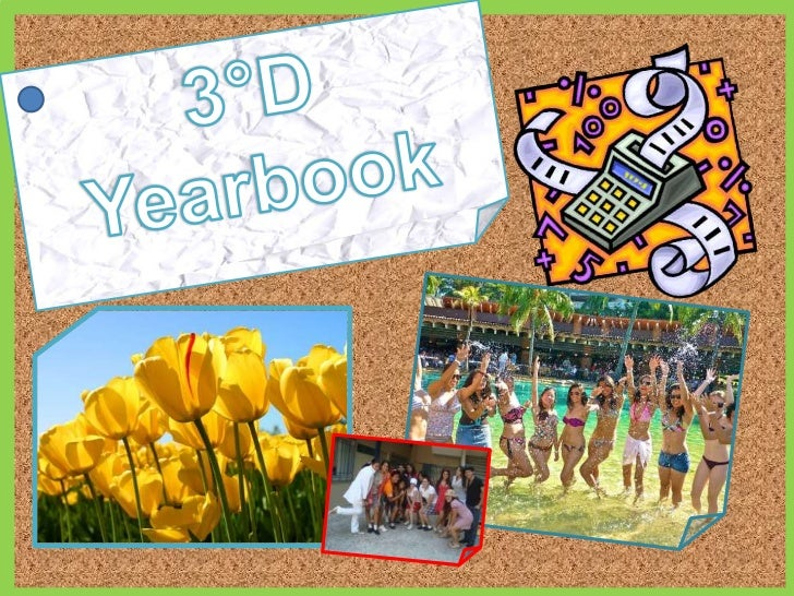 3°D<br />Yearbook<br />