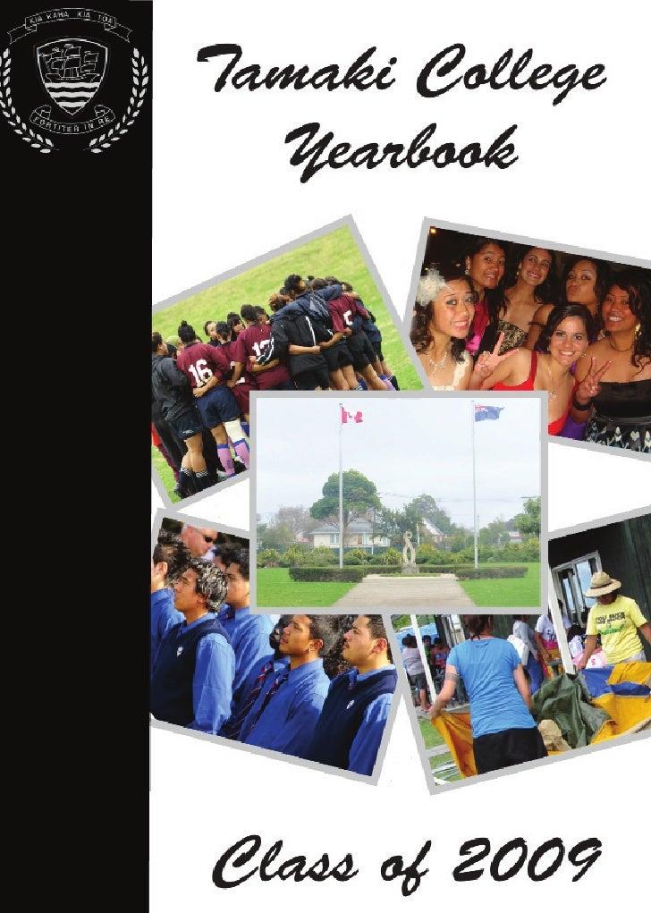 Yearbook 2009 - Satuala Faulalo