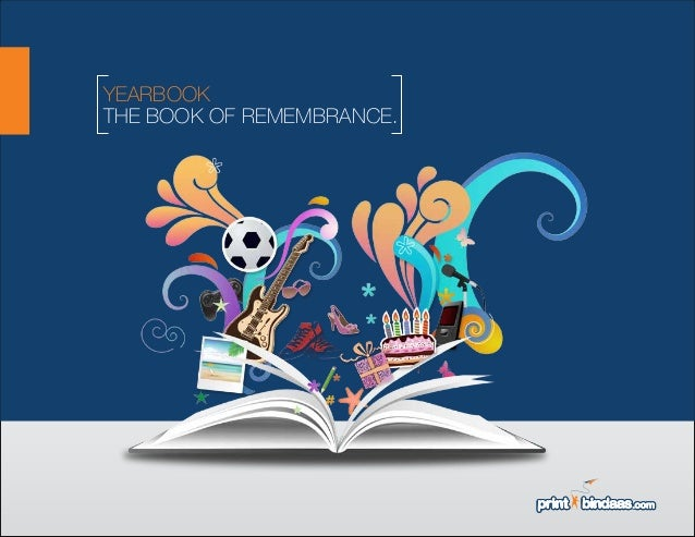 YEARBOOKTHE BOOK OF REMEMBRANCE.