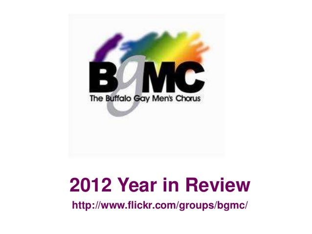 2012 Year in Reviewhttp://www.flickr.com/groups/bgmc/
