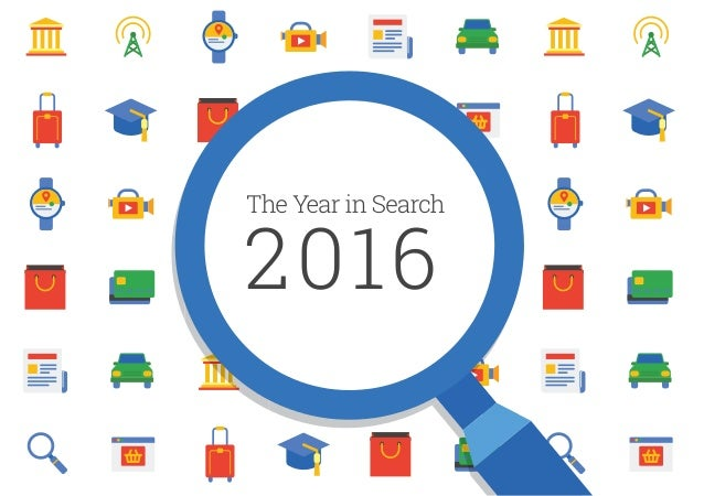 The Year in Search 20152016