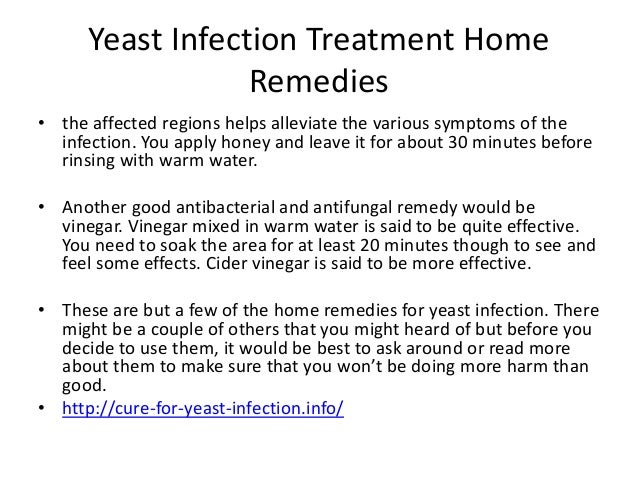 How To Naturally Treat Vaginal Yeast Infection