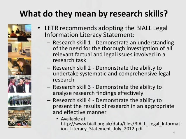 a paper on skills needed to be successful law enforcer How technology has changed law enforcement  providing the lower levels of law enforcement with much needed  on the skills needed to prevent crime.