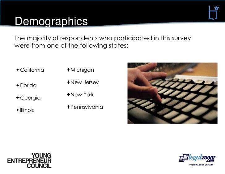 Youth Entrepreneurship Study - by BMG and YEC Slide 3