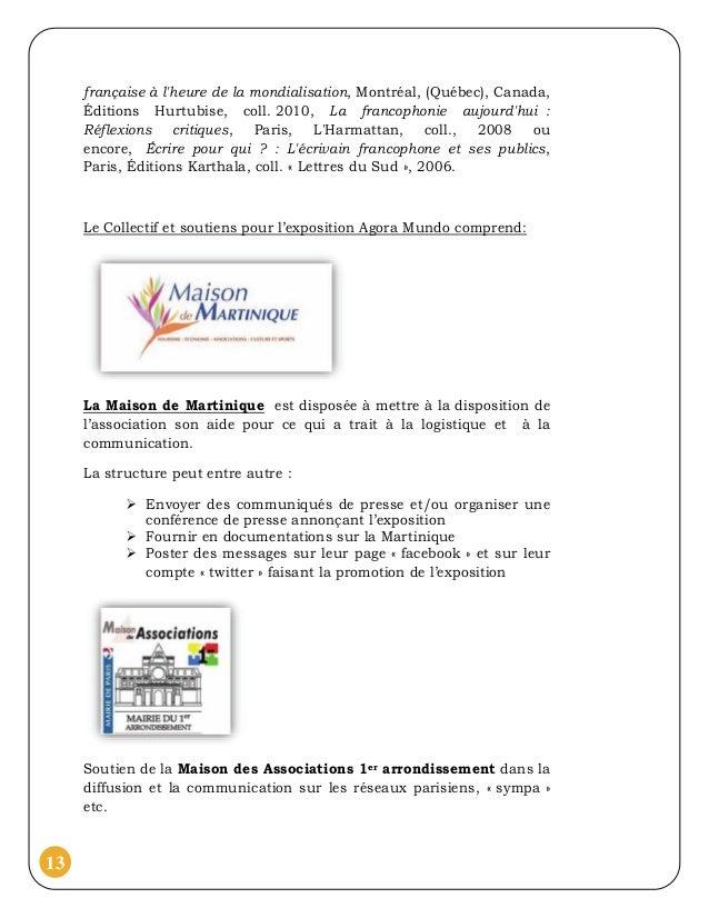 française à lheure de la mondialisation, Montréal, (Québec), Canada,     Éditions Hurtubise, coll. 2010, La francophonie a...