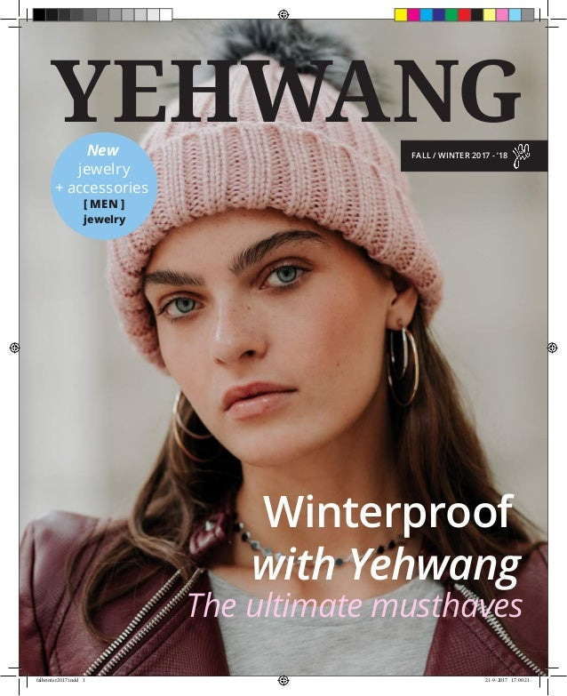 YEHWANGFALL / WINTER 2017 - '18 Winterproof with Yehwang The ultimate musthaves New jewelry + accessories [ MEN ] jewelry ...